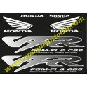 Autocollants - Stickers Honda VFR 800 PGM-FI & CBS