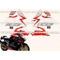 Autocollants stickers RSV 1000 R V60 année 2002