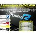 Kit autocollants - stickers BMW K 1200 R