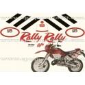 Autocollants - Stickers Aprilia TUAREG rally modèle 125 année 1991