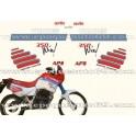 Autocollants - Stickers Aprilia TUAREG 350 année 1987