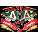 Kit autocollants stickers RSV 1000 alitalia 1ere serie