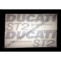 Autocollants - Stickers DUCATI ST2 DESMODROMICO