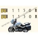 Kit autocollants - stickers bmw R 1150 R