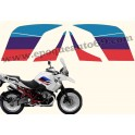 Kit autocollants -stickers bmw R 1200 GS Rallye