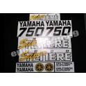 Kit autocollants Yamaha XTZ 750 Super Tenere