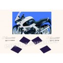 Kit autocollants - stickers BMW K 1200 RS année 2001