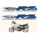 Kit autocollants - stickers bmw 1100 RS année 1994