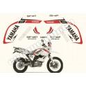Autocollants - Stickers Yamaha super tenere xtz 660 année 2008 Shell
