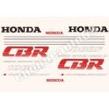 Kit autocollants stickers honda 1000 F année 1987