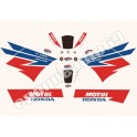 KIT AUTOCOLLANTS STICKERS HONDA CBR 1000 RR TT LEGENDS 2013