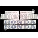 Kit autocollants Stickers HONDA CB 400 FOUR