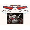 Autocollants - Stickers Ducati 899 Martini