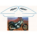 Autocollants - Stickers GILERA EAGLET