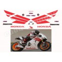 KIT AUTOCOLLANTS STICKERS HONDA CBR 1000 RR REPSOL 2013