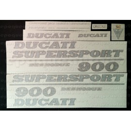 Kit autocollants -stickers ducati 900 Supersport (1)