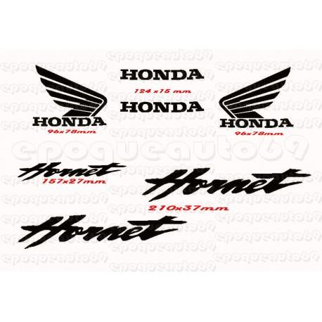 801 Kit Autocollants Stickers Honda Hornet