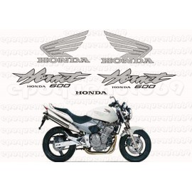 Kit Autocollants - Stickers honda hornet