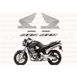 Kit Autocollants - Stickers honda hornet 900