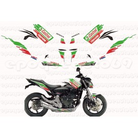 Kit Autocollants - Stickers honda hornet 919