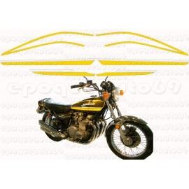 Autocollants - Stickers Kawasaki z 750