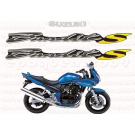 Autocollants - stickers Suzuki GSF Bandit