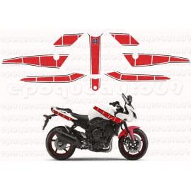 Autocollants stickers Yamaha FZ 1 fazer gt
