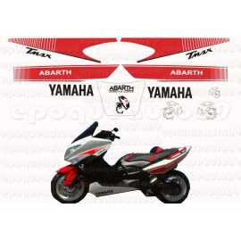 Kit autocollants Stickers Yamaha T-max 1