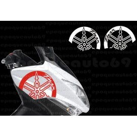 Kit autocollants Stickers Diapason Yamaha T-max 2008 - 2011