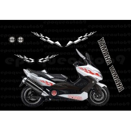 Kit autocollants Stickers Yamaha T-max 2008-2011