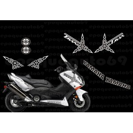 Kit autocollants Stickers Yamaha T-max 2 gp