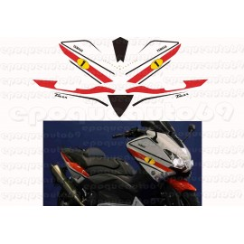 Kit autocollants Stickers Yamaha T-max 530 Monster