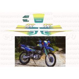 Autocollants stickers Yamaha XTE 600 annee 1990