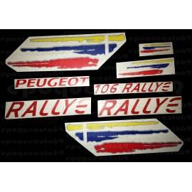 Kit complet peugeot 106 rallye 1