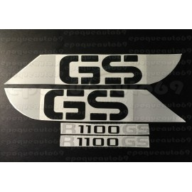 Kit autocollants -stickers bmw r 1100 gs adventure