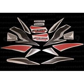 Autocollants - Stickers Honda CBR 600RR année 2009