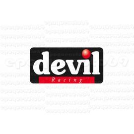 Autocollant DEVIL