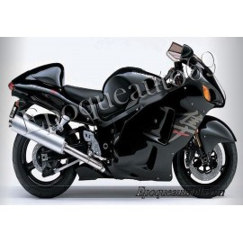 Suzuki Hayabusa 2003 version noir