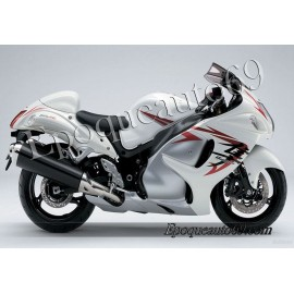 Suzuki Hayabusa 2008 version blanc / rouge
