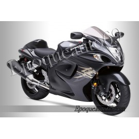 Suzuki Hayabusa 2008 version noir