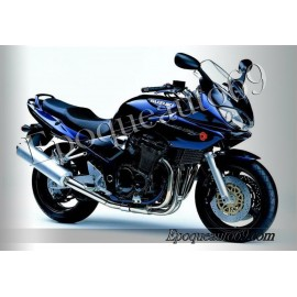 Suzuki Bandit 1200S version bleu (nuit) foncé