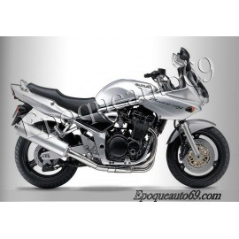 Suzuki Bandit 1200S version argent