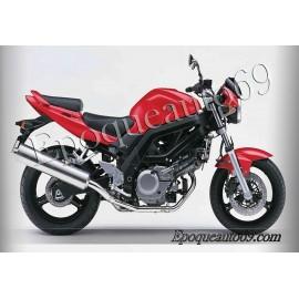 Suzuki SV 650 2006 Version rouge