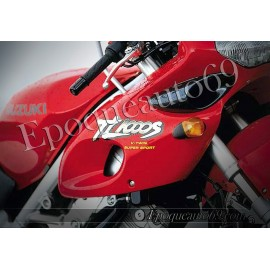Autocollants - Stickers Suzuki TL 1000S 1998 version rouge