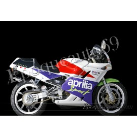 Kit autocollants stickers Aprilia AF1 125 sintesi sport