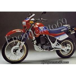 Autocollants stickers Aprilia ETX 350 année 1987