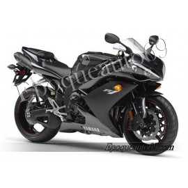 Kit autocollants stickers Yamaha YZF-R1 2007 version gris