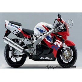 Honda CBR 919RR 1997 - version rouge blanc noir