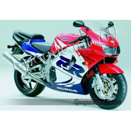 Honda CBR 919RR 1999 - version blanc / rouge / bleu