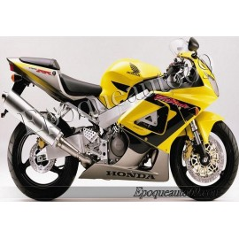 Honda CBR 929RR 2000 - version jaune